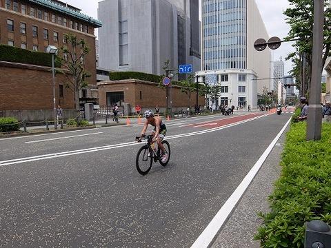 世界トライアスロンシリーズの横浜大会_1