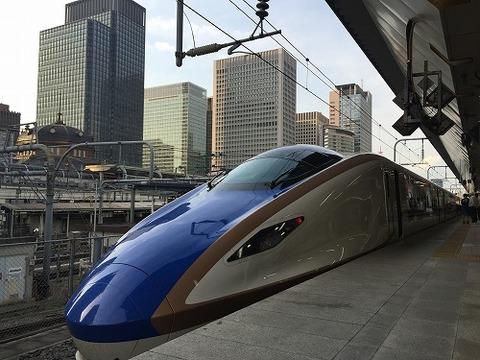 新幹線あれこれ4
