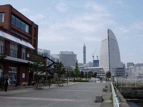 世界トライアスロンシリーズの横浜大会_7