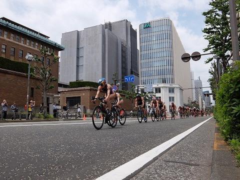 世界トライアスロンシリーズの横浜大会_2