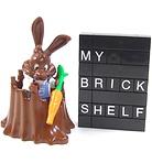 My Brick shelf