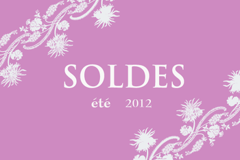 2012 SOLDES ポスターイメージ