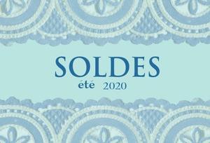 2020夏のSOLDES POP