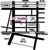 ダンテリエール 地図 (2)