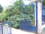 ブルーの門