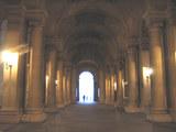 ルーブル宮の回廊