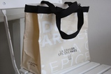 ボンマルシェのショッピングバッグ