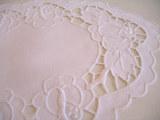 手刺繍マット 3