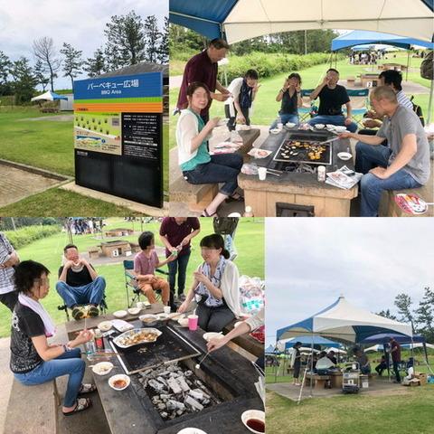 活動レポ「07/09」BBQ交流会