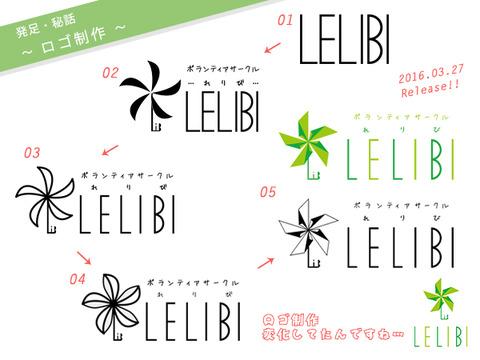 LELIBI発足秘話:ロゴをどうしよう…(その3)