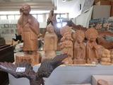 木喰・彫刻