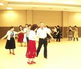 ダブルの踊り