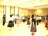 セットの踊り