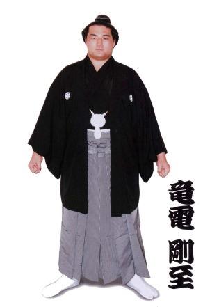 竜電関大銀杏