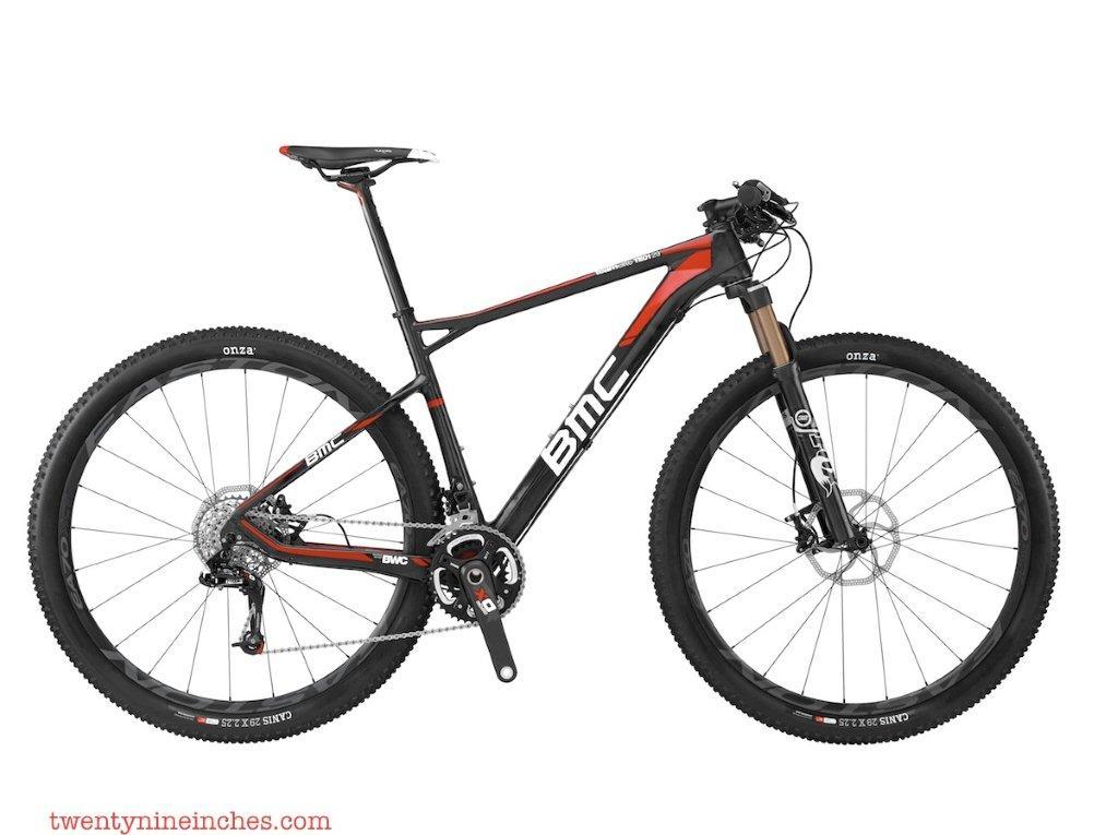 ... 乗りの自転車雑記 : BMC TE01 29er