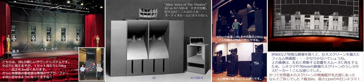 Altec A4 & A7 - The Vooice of The Theatre