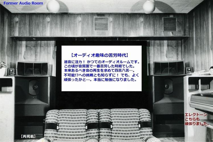 ★③オーディオルームいろいろC W1887