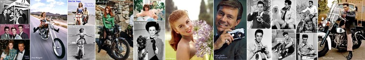 ■ Roger Smith, Ann Margret +  Elvis Presley