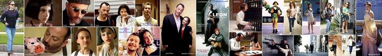 ■ Leon H700 Jean Reno, Natalie Portman, Gary Oldman ++