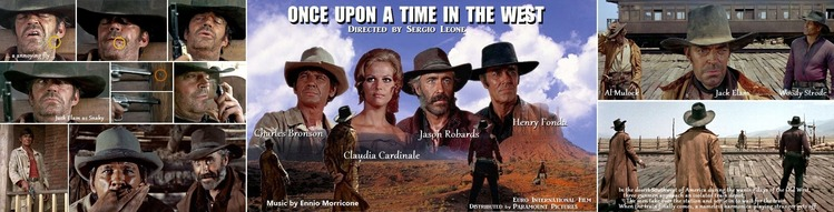 ※Once upon a time in the West 01