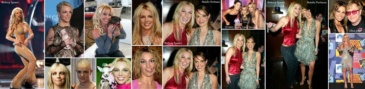◆Britney Spears H700 +