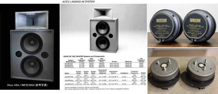 03-Altec A6 System