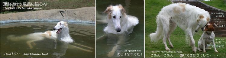 ①あ~いい湯加減 E001