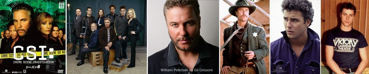 CSI - William Petersen