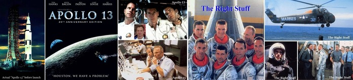 Apollo 13 & The Right Stuff for net H670