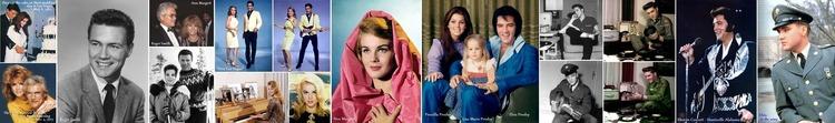 ◆Ann Margret, Roger Smith and Elvis Presley 02
