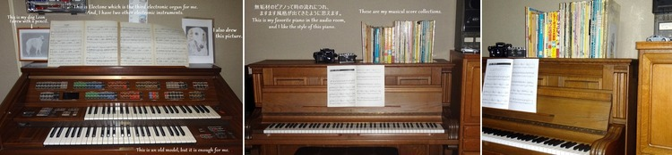 ■01-My Piano and Electone