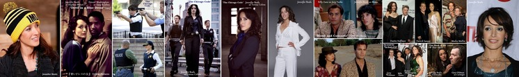 ● Jennifer Beals - The Chicago Code etc.