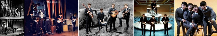 ■②The Beatles four good men