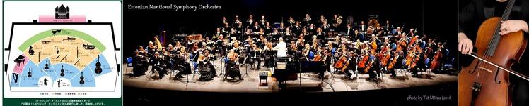 ●エストニア国立交響楽団& トラベリング・オーガスト資料