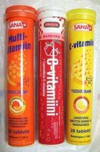 ビタミン 剤 いつ 飲む Vol.1...