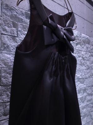 MUVEIL CRUISE -ミュベール クルーズ バックリボンドレス-