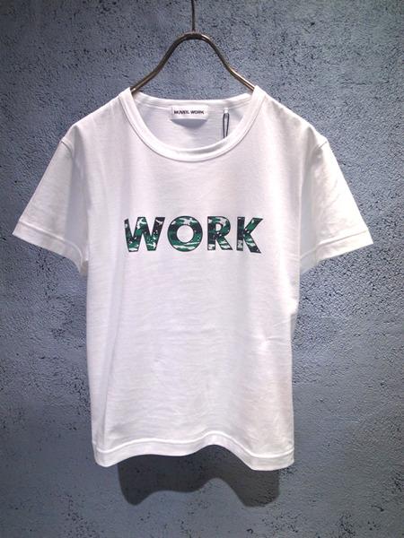 muveilwork-ミュベールワーク- Tシャツ