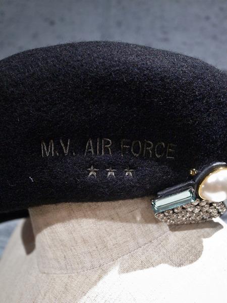 MUVEIL-ミュベール-ベレー帽