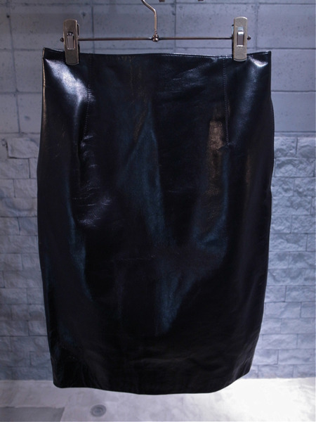 MUVEILミュベールレザースカート