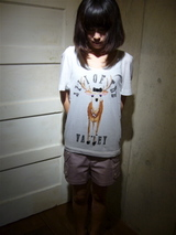 MUVEIL 動物Tシャツ