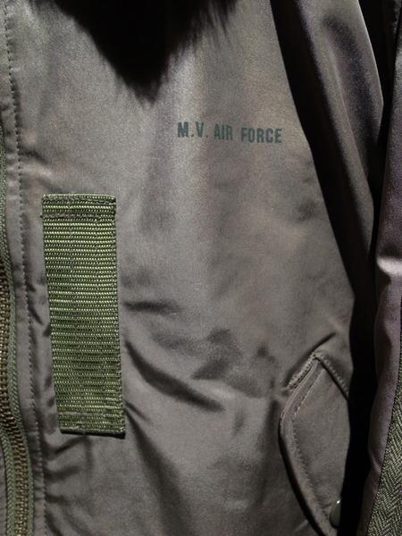 MUVEIL-ミュベール- MA-1型ジャケット