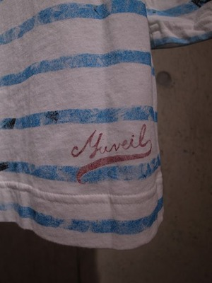 MUVEILミュベールTシャツ