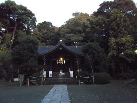 熊野神社様