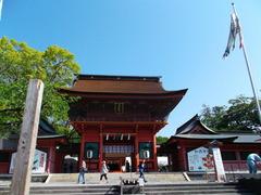 富士宮浅間大社様楼門