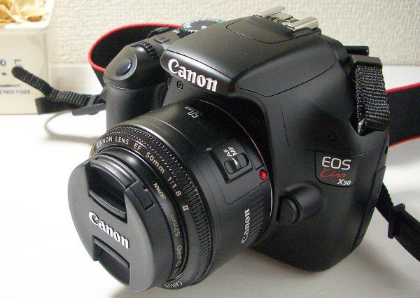 Canon EOS Kiss X50_1