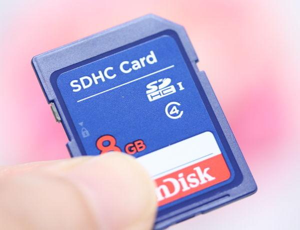 サンディスクSDHCカード(8GB)_6
