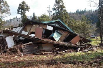 倒壊家屋2