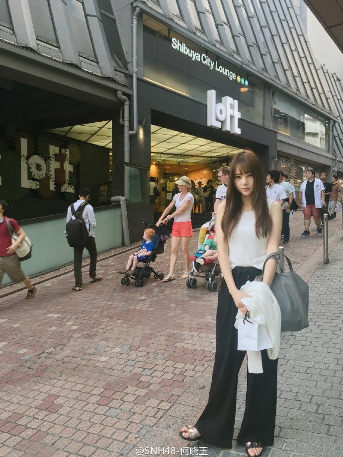 【中国大型女子偶像団体】 SNH48★1 【応援スレ】 [無断転載禁止]©2ch.netYouTube動画>492本 ->画像>168枚