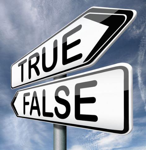 truth or False 4