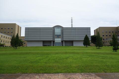 シ図書館外観
